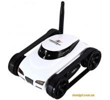 Танк–шпион Wi-Fi I-Spy Mini с камерой (HC-777-270 Happy Cow)