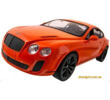 Машинка р/у 1:14 Bentley Coupe, оранжевый (MZ-2048o Meizhi)