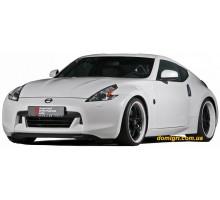 Машина на р/у Nissan 1:43, белый (SQW8004-370Zw ShenQiWei)