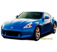 Машина на р/у Nissan 1:43, синий (SQW8004-370Zb ShenQiWei)