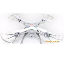 Квадрокоптер р/у с камерой Wi-Fi, белый (SYM-X5SW Syma)