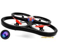Квадрокоптер большой р/у 2,4 ГГц V333 Cyclone 2 с камерой (WL-V333c WL Toys)