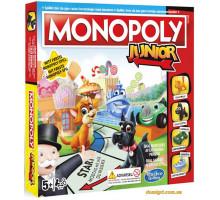 Настольная игра Моя первая монополия (A6984121 Hаsbro)