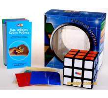Кубик Рубіка 3*3 чорний (SC321 Smart Cube)