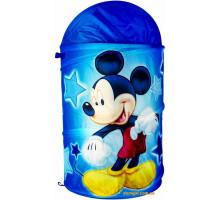 Корзина для игрушек в сумке Микки Маус (D-3503)