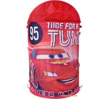 Корзина для игрушек в сумке Тачки (D-3505)