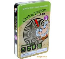 Лаборатория сумасшедшего ученого Оптические иллюзии (207 Joy Band)