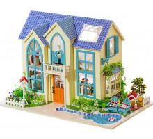 3D конструктор DIY House Викторианский коттедж (13838)