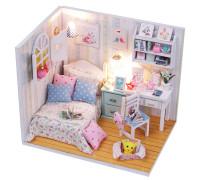 3D конструктор DIY House Комната Анабель (M013)