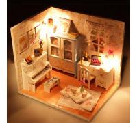 3D конструктор DIY House Комната Гермионы (M011)