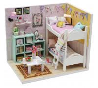 3D конструктор DIY House Комната Шерил (M020)