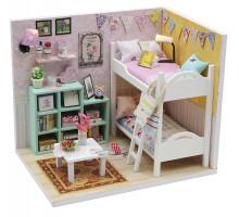 3D конструктор DIY House Кімната Шеріл (M020)