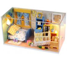 Мини-интерьерная модель DIY House Прекрасная мечта (C003 GHCraft)