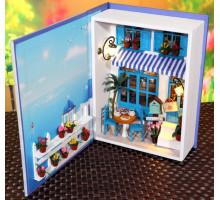 Мини-интерьерная модель DIY House Летний коттедж (B003 GHCraft)