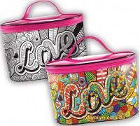 Расписная косметичка My Color Case Love (COC-01-04 Danko Toys)