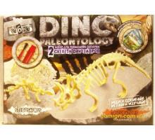 Раскопки Dino Paleontology Трицератопс и стегозавр (DP-01-02 DankoToys)
