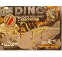 Раскопки Dino Paleontology Дилофозавр и диплодок (DP-01-05 DankoToys)