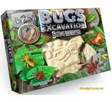 Набор для проведения раскопок Bugs Excavation жуки (BEX-01-03 Danko Toys)