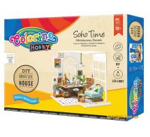 Набір мініатюрний будинок Soho Time, Colorino