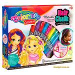 Подарочный набор для декора волос, Colorino