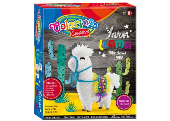 Лама, набор кукла-мотанка, Colorino
