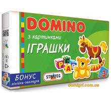 Домино Игрушки (677 Стратег)
