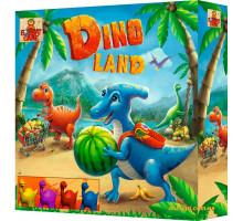 Дино Ленд, настольная игра, Bombatgame
