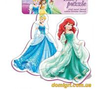 Беби-пазлы Принцессы (VT1111-02 VladiToys)
