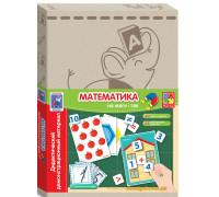 Дидактический материал на магнитах Математика (укр) (VT3701-07 Vladi Toys) Toys)