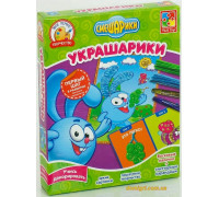 Украшарики Смешарики Крош (VT4205-02 Vladi Toys)