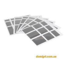 Наклейки для Smart Cube Mirror Silver