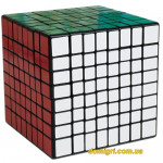 Кубик 8x8 Black/ ShengShou 8х8