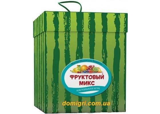 Фруктовый Микс. Арбуз (Fruit Mix: Watermelon)