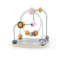 Деревянный лабиринт PolarB Бусины Viga Toys
