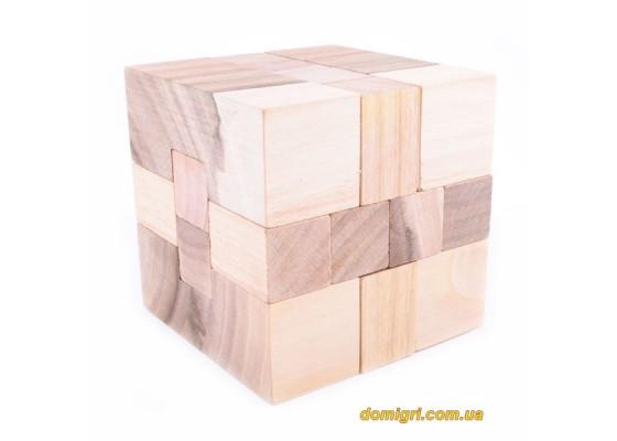 Головоломка Чудо куб   Таинственный куб