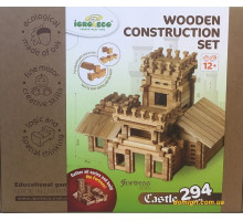 Конструктор Замок, 294 детали (Игротеко)