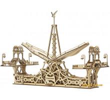 Дерев'яний механічний конструктор Пішохідний міст (1006 Playwood)