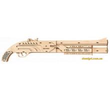 Дерев'яний механічний конструктор Рушницю (1005 Playwood)