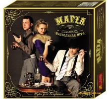 Настольная игра Мафия (12120004Р Ранок)