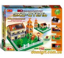 Электронный конструктор Эко-отель (0892 Ранок)