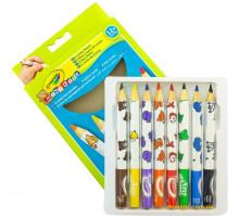 Цветные карандаши для малышей (3678 Crayola)