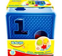 Куб-сортер, 18 форм (57116 BeBeLino)