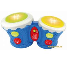 Барабаны Бонго, синие (57032-2 BeBeLino)