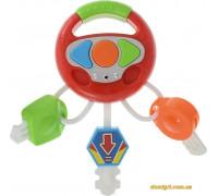 Музыкальные ключики, красные (57044-1 BeBeLino)