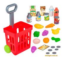 Ігровий набір Візок з продуктами, BeBeLino