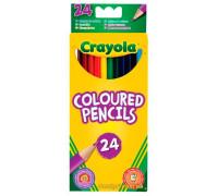 Набор из 24 цветных карандашей (3624 Crayola)