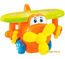 Інерційний літачок (помаранчевий), BeBeLino