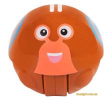 Зверушка-Мячик (коричневый), BeBeLino
