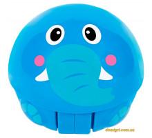 Зверушка-Мячик (синий), BeBeLino