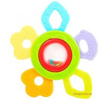 Мультисенсорная погремушка Цветок, BeBeLino